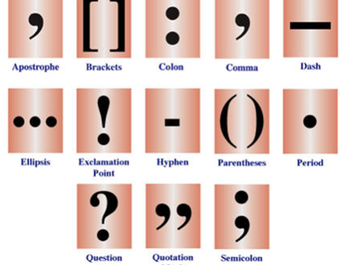 The Do's and Don'ts of Transcript Punctuation