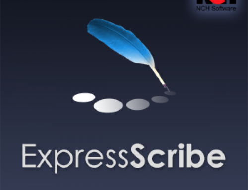 How to use Express Scribe?